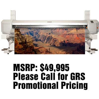 "Mutoh ValueJet 2638 104"" Printer"