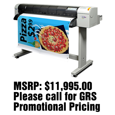 "Mutoh Valuejet 1204 Plus 48"" Prnter"