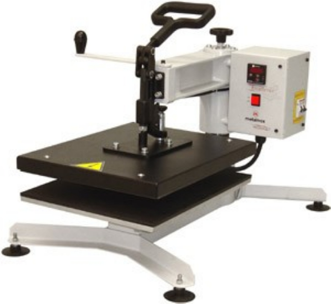 GO Metalnox EL 600 Heavy Duty Heat Press