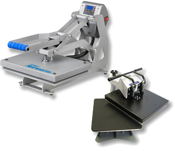 Small Format Heat Press