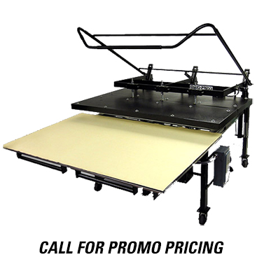 "Geo Knight 32'x42"" Heat Press MAXI-3242"