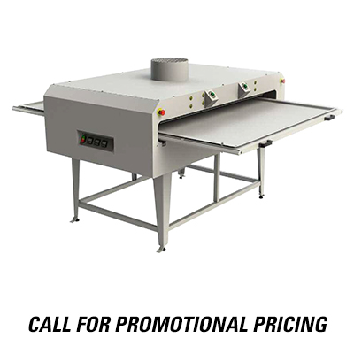 "Metalnox Dual  Heat Press | 39"" x 58"