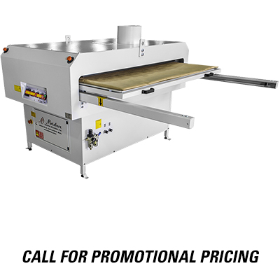 "Metalnox Single Heat Press | 39"" x 58"