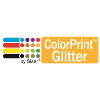 """ColorPrint Glitter 20"""""""
